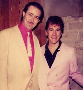 John Hurron & Rick