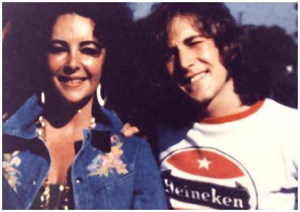 Liz Taylor & Rick