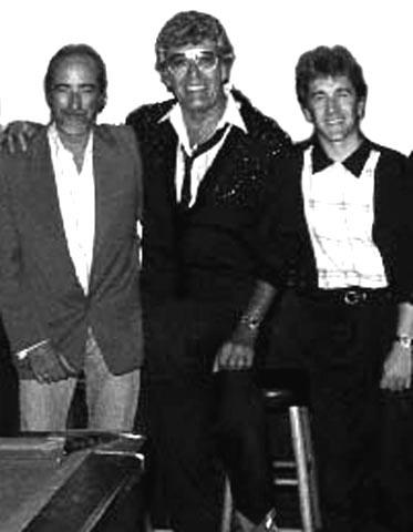 John McVie, Carl Perkins, Rick Vito