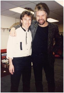 Rick and Bob Seger