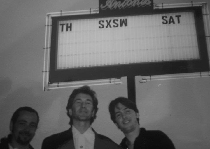 Rick Vito Band at SXSW 1993