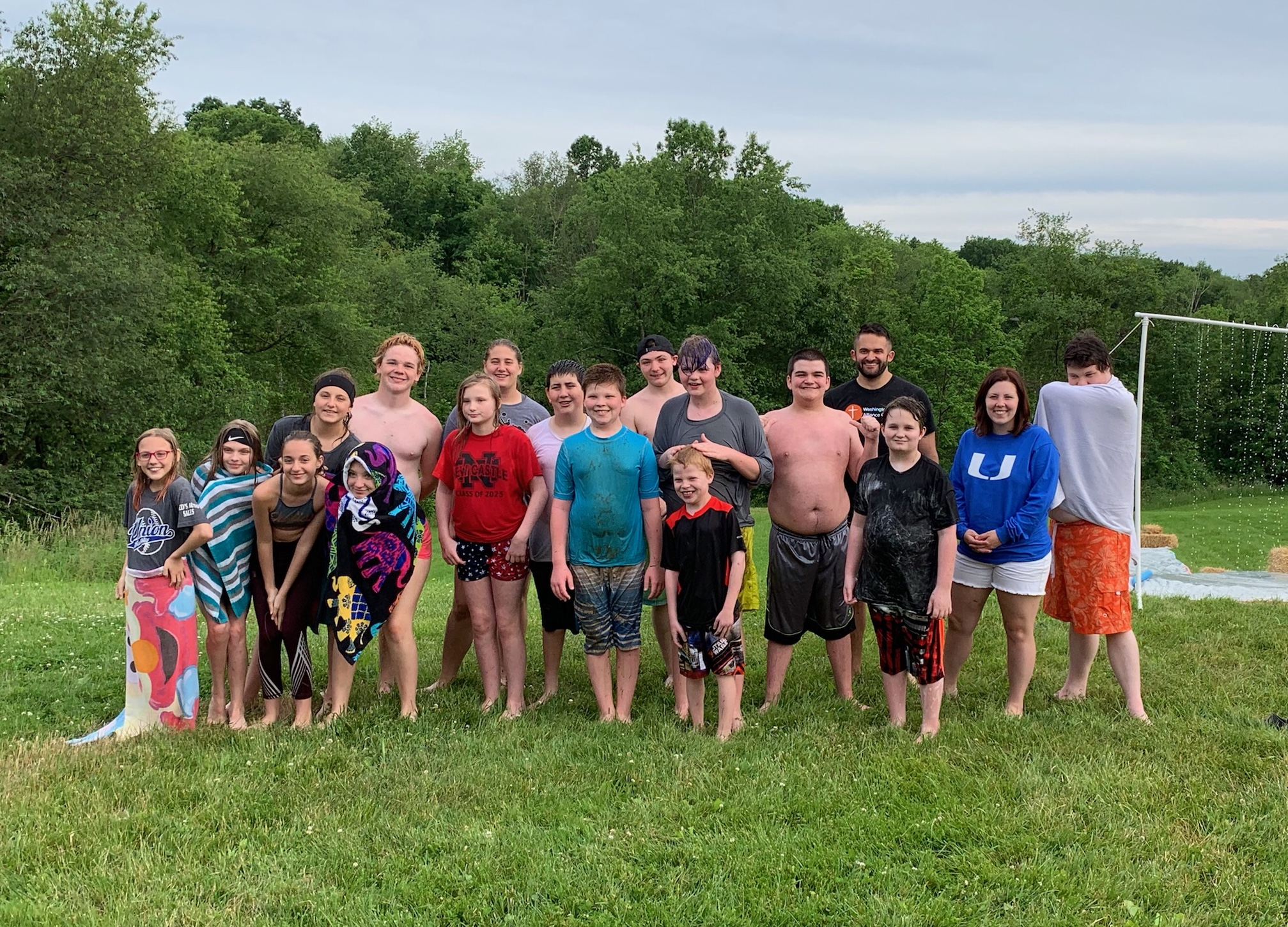 100 ft. Slip 'n Slide - June 2019