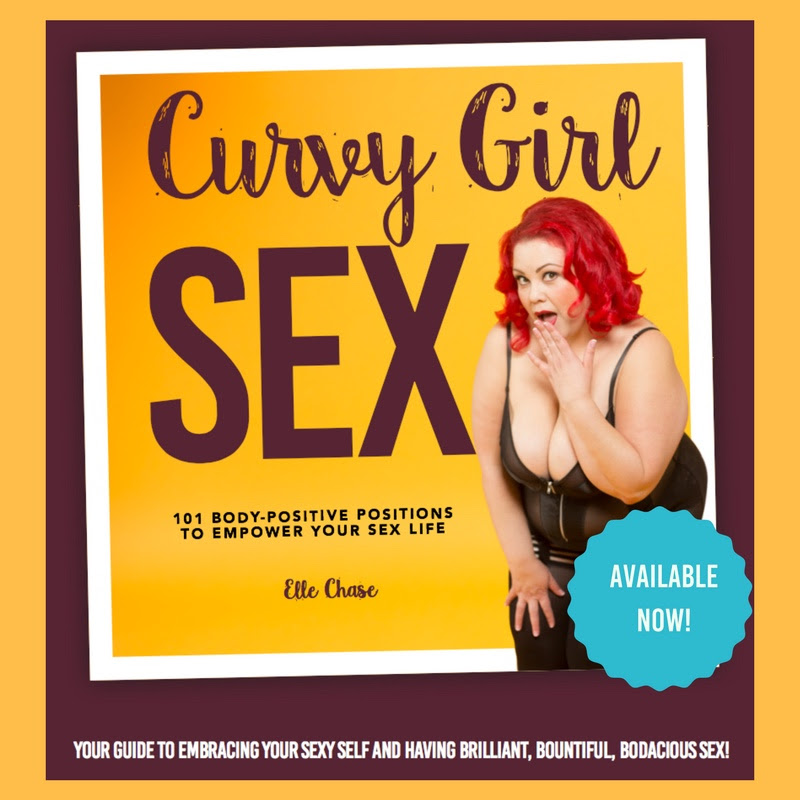 curvy girl sex: 101 body-positive positions to empower your sex life - Who says you have to be a size 6 to have the best sex of your life? Curvy Girl Sex is here to show you that regardless of size, shape, or flexibility you CAN get creative and have satisfying, sultry, sensual sex! Sex educator Elle Chase covers sex positions from basic to advanced, specific challenges faced as plus-sized lovers, and precise tips, tricks and techniques that cater to your big, beautiful body.