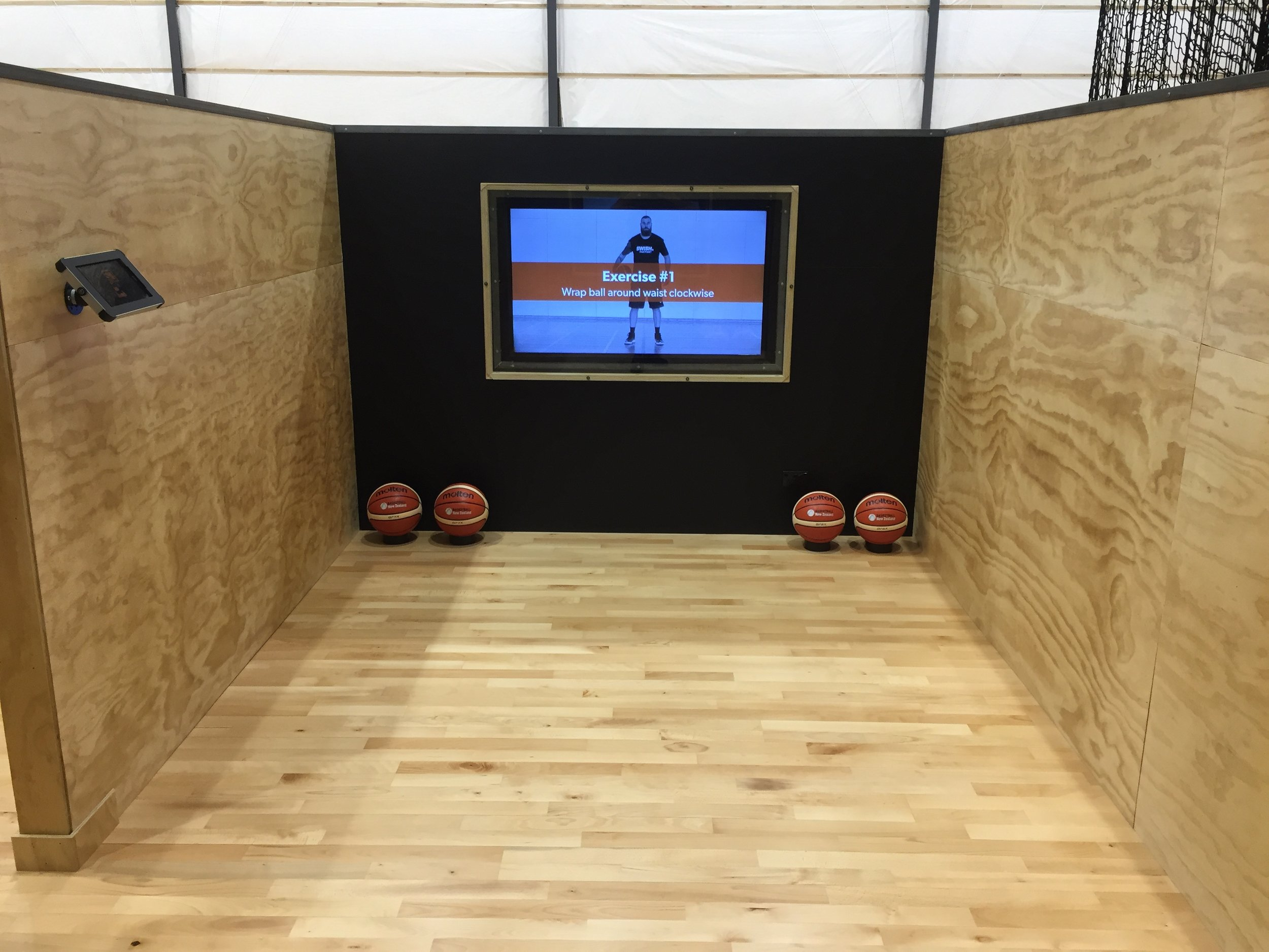 Ball Handling - work progressively through our ball handling program from beginner to elite level and start breaking ankles like allen iverson