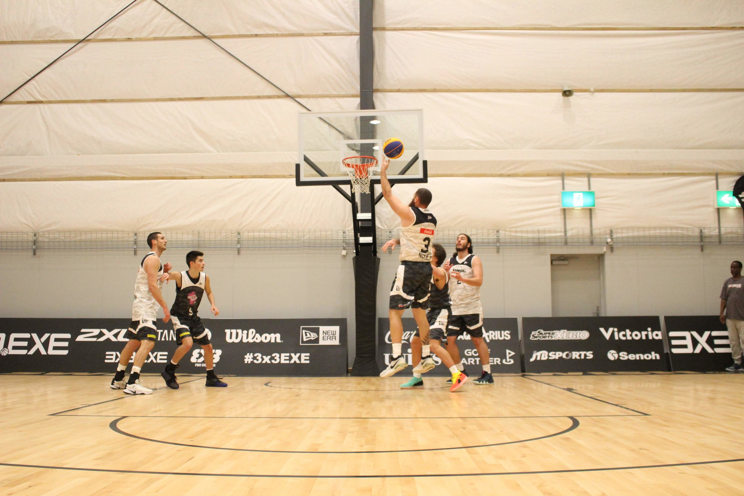 3x3 Leagues - More touches. more shots. more fun! leagues for SCHOOL years 7-8, 9-10, 11-13, Open men, open women. starting 29th july.