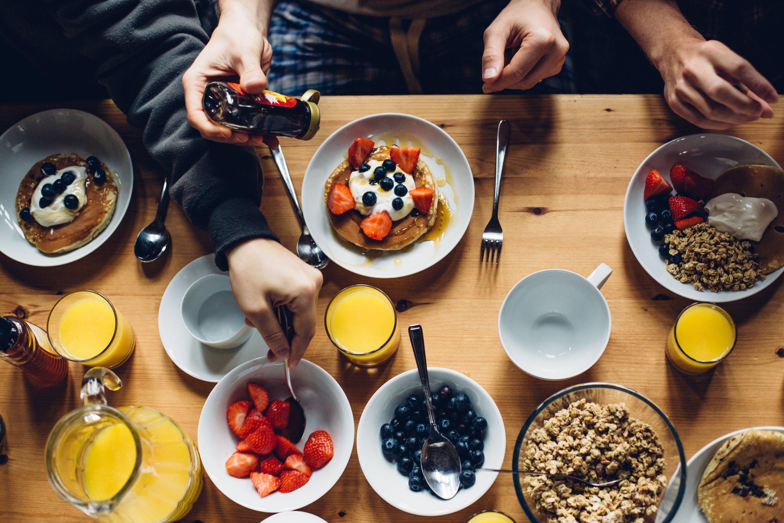 FOOD BUSINESS -