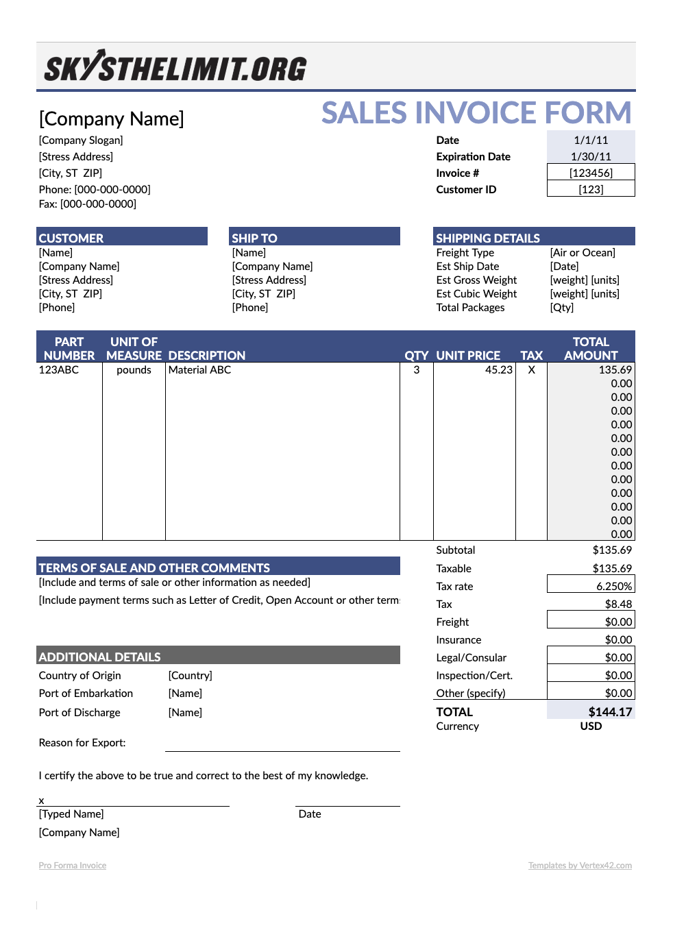 Sales Receipt Template - Click the button to copy our template to your Google Drive, or download an excel version here.