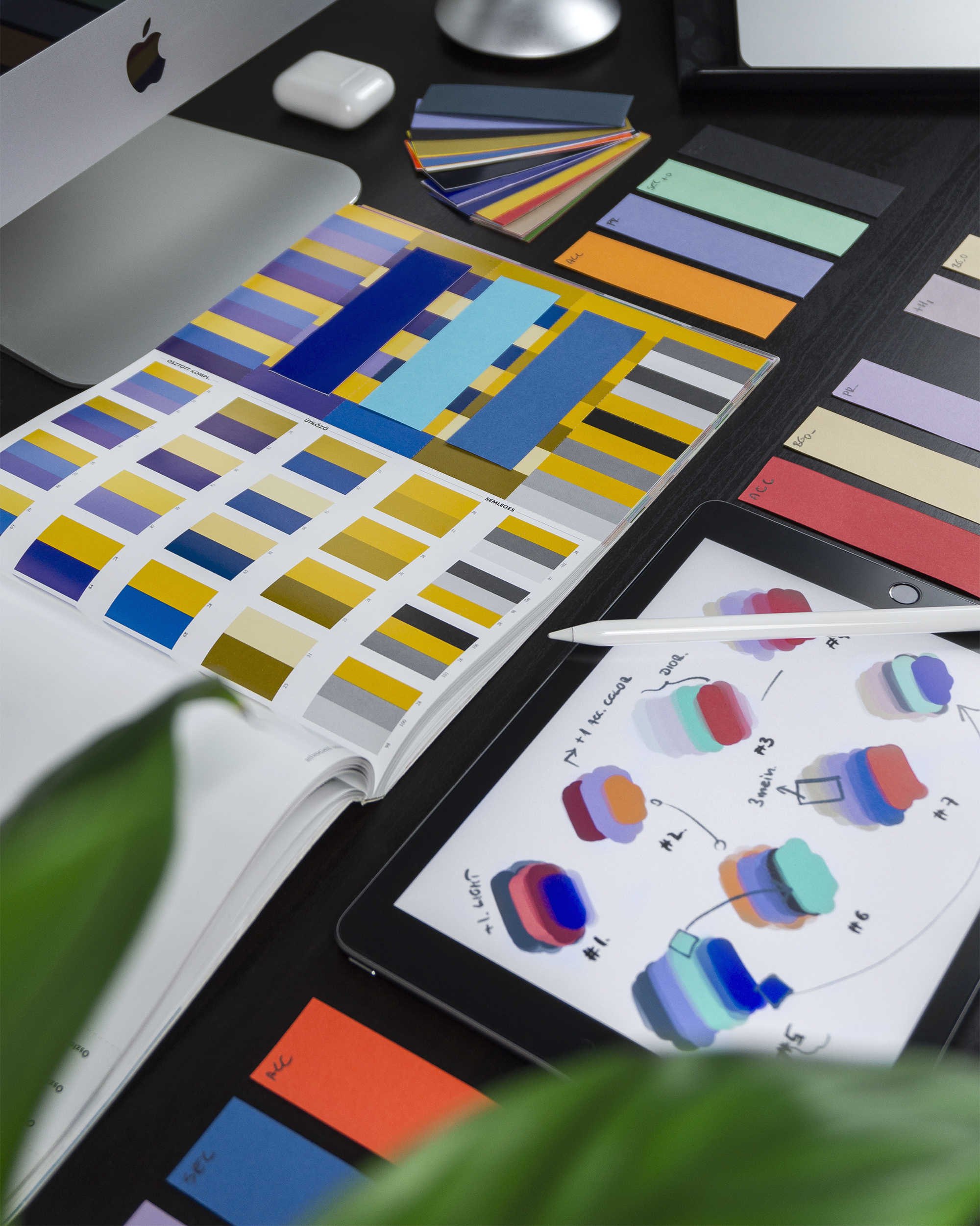 Branding Guidelines - Color selection
