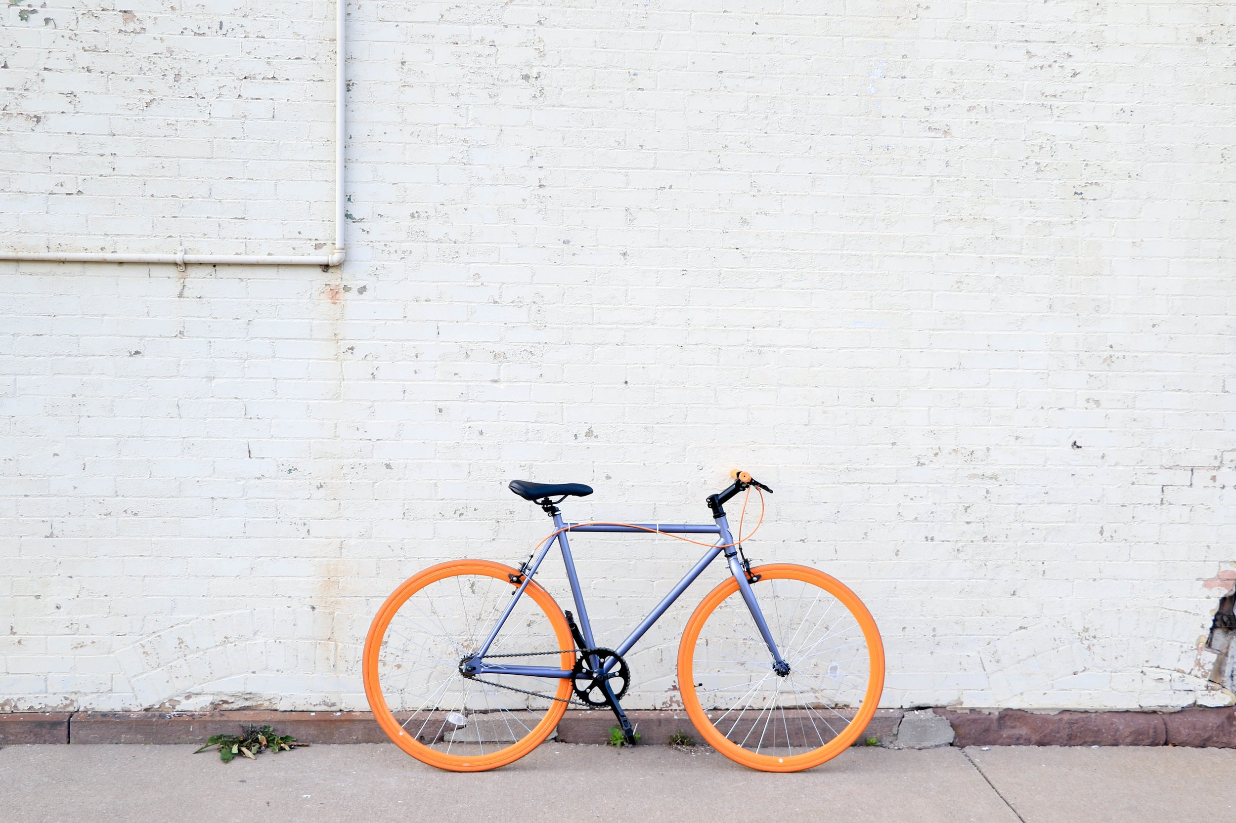 Orange - Orange is creative, youthful, and enthusiastic. If you want an attention-getting hue, try orange. It's confident and fun. Orange is especially popular for kid-related brands.