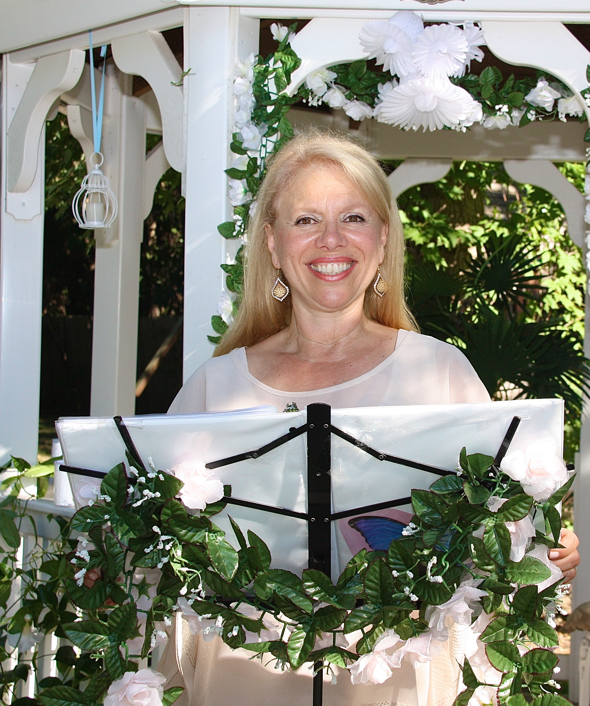 Rev. Linda Ruben - Ordained Interfaith Minister & Officiant