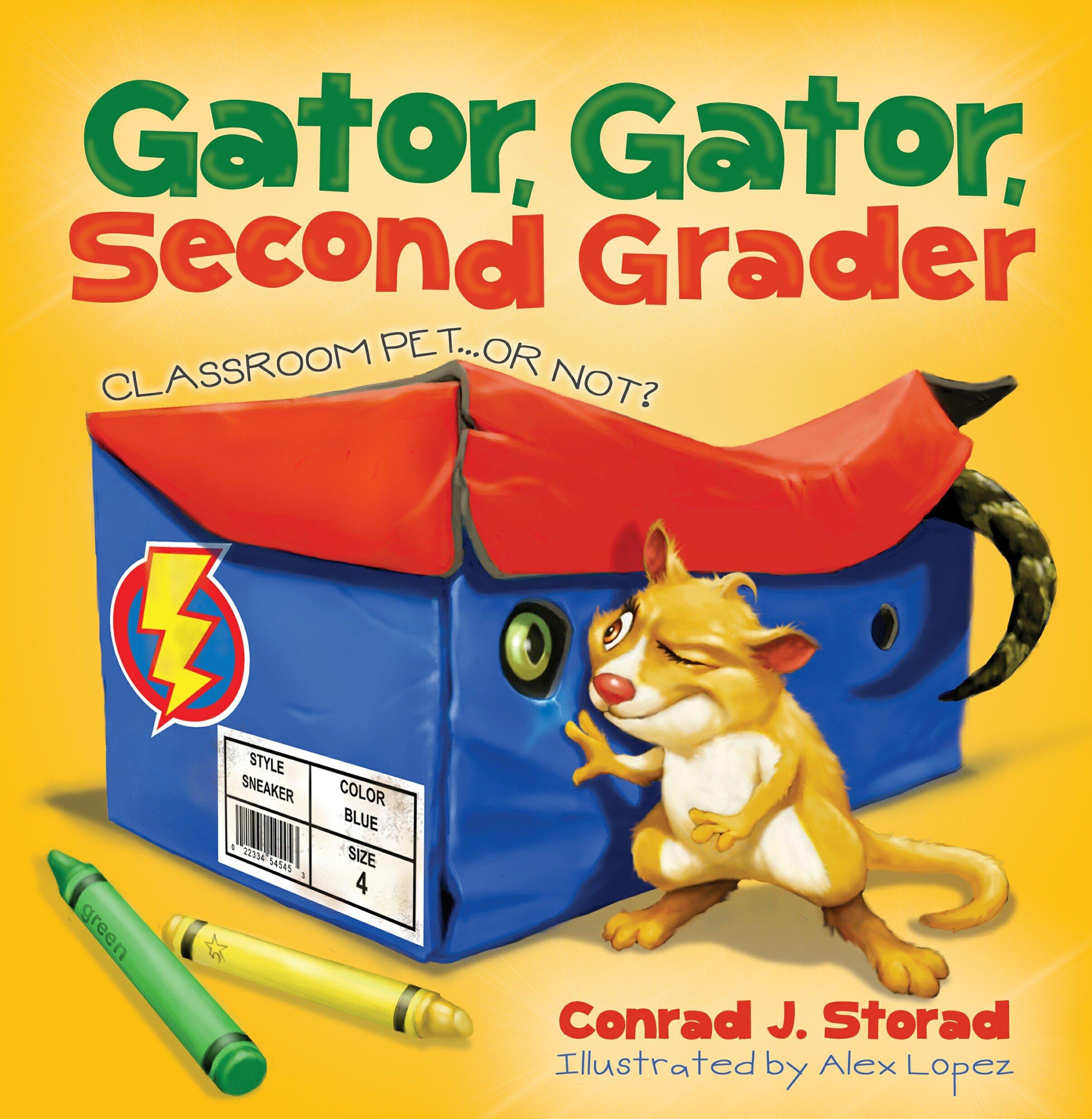 Gator, Gator, Second Grader