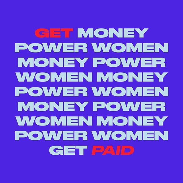 #TBT @luciao's branding and creative direction for @ladiesgetpaid, an organization that helps women to rise up at work through knowledge sharing and support, earned her a spot as one of our Next Creative Leaders in 2017. . We've partnered with @3percentconf to track down and honor ten women destined to be the creative leaders of tomorrow. No boys allowed. No entry fees. No excuses. Enter now, link in Stories. Final deadline is Friday, Aug. 16!