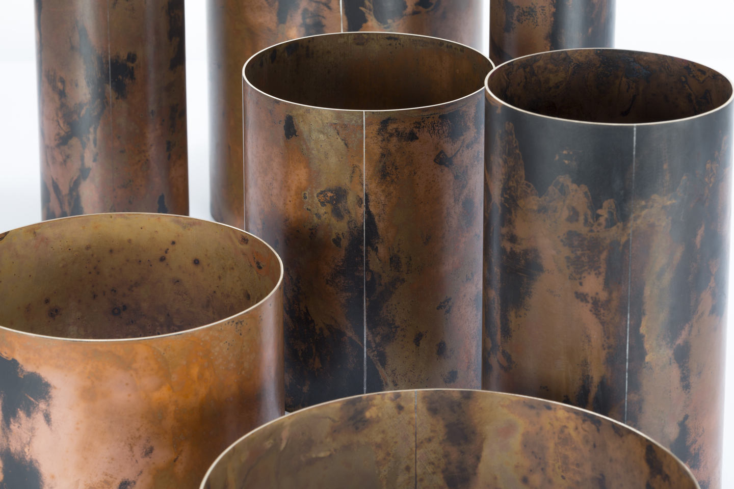 Juliette_Bigley_Cylinders_patinated_gilding_metal_2018_6.JPG