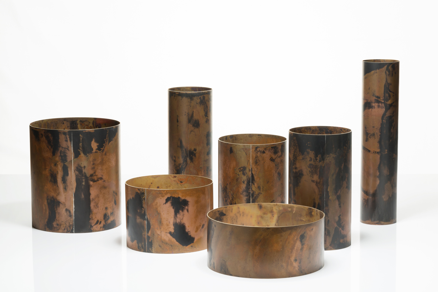 Juliette_Bigley_Cylinders_patinated_gilding_metal_2018_9.JPG