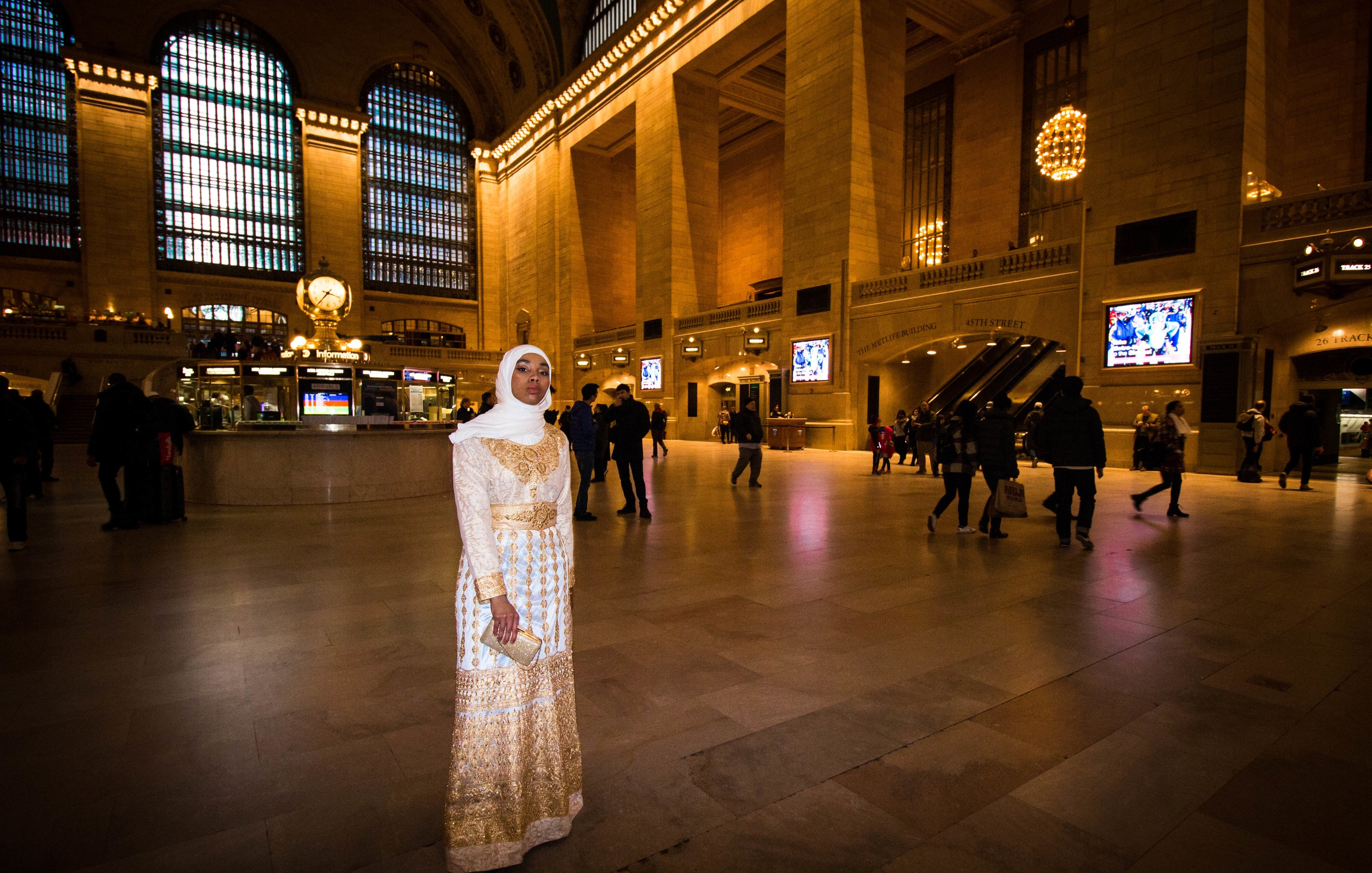 Grand Central Terminal, 42nd Street & Park Avenue