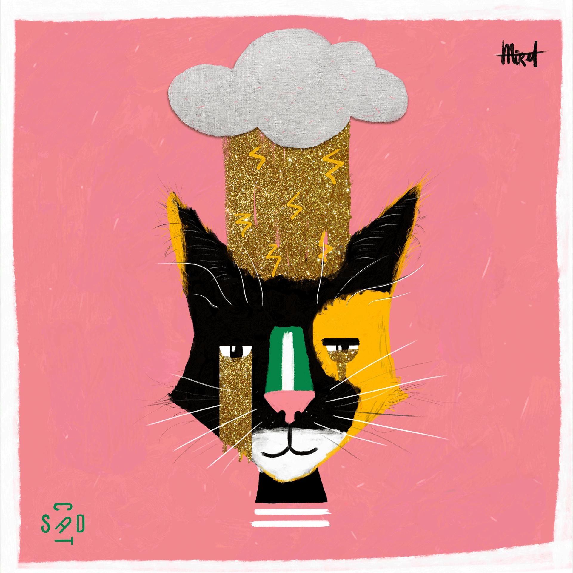 Sadcat