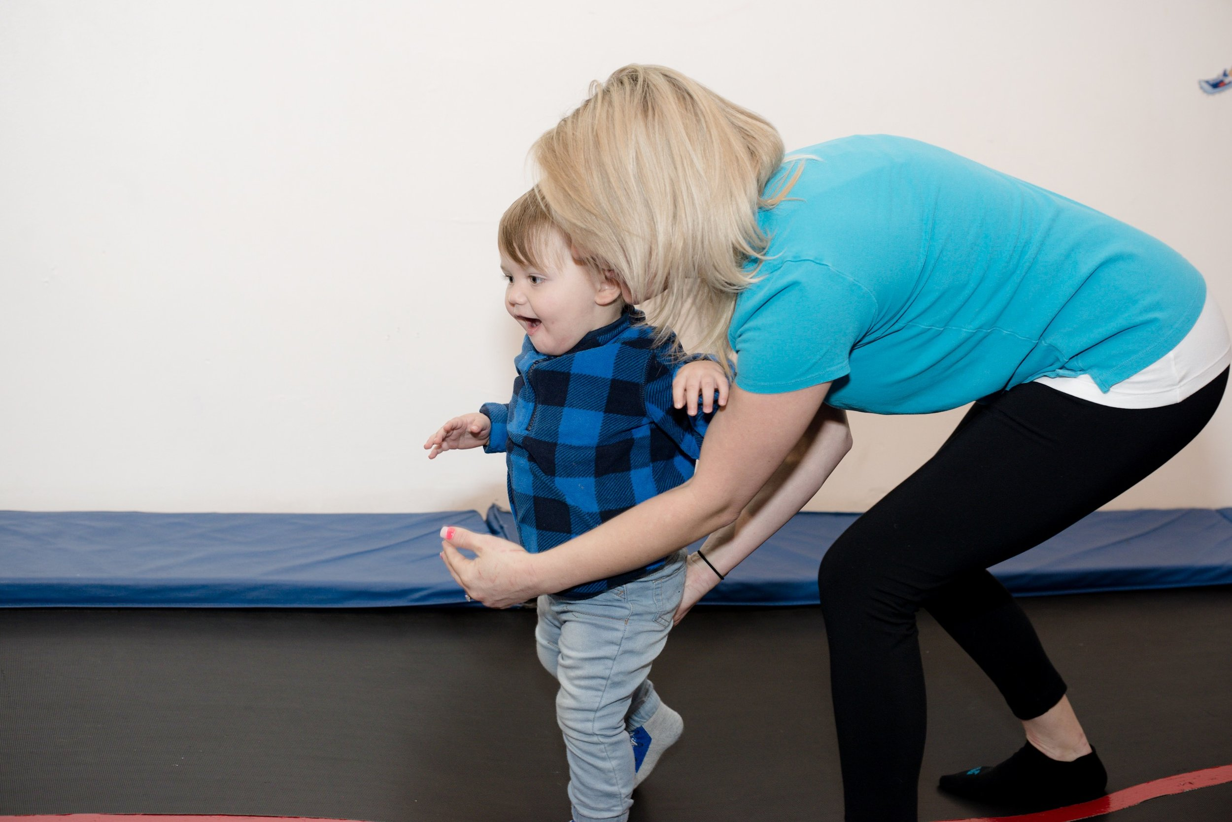 SMART START GYM PROGRAMAGES 4 MO - 3.5 Y - Click Here For More Information