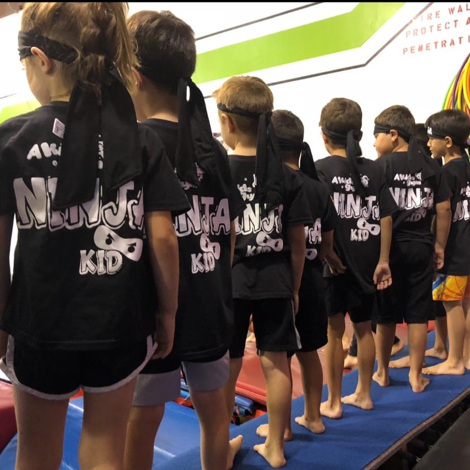 NINJA KIDAGES 5+ - Click Here For More Information