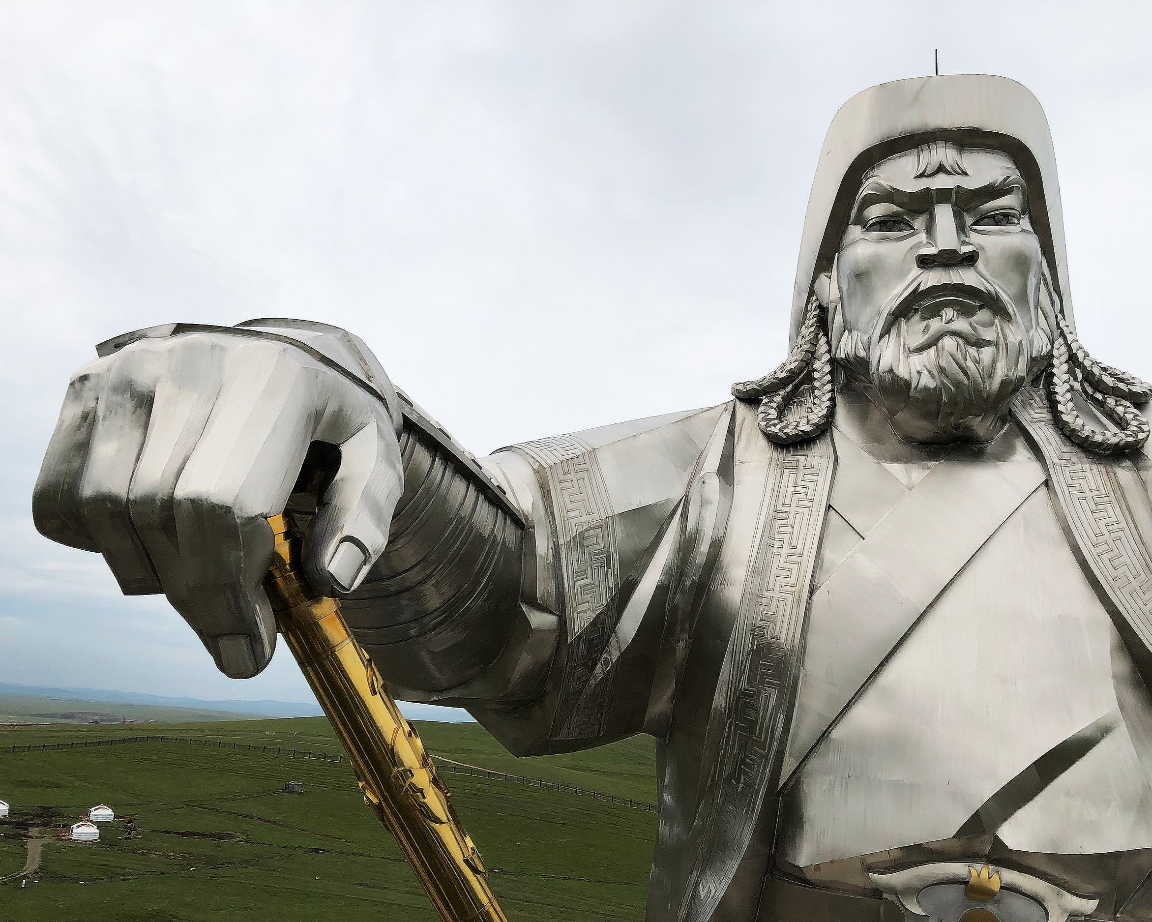 Ghengis khan followed his plans ruthlessly - and he was a great storyteller