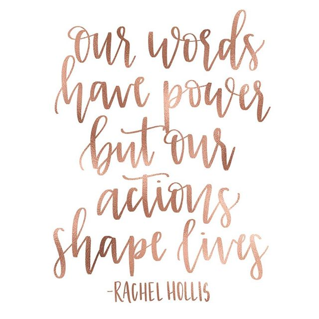 🙌 @msrachelhollis speaking the truth! ⠀⠀⠀⠀⠀⠀⠀⠀⠀ ⠀⠀⠀⠀⠀⠀⠀⠀⠀ ⠀⠀⠀⠀⠀⠀⠀⠀⠀ #actionsshapelives #powerofwords #handlettering #moderncalligraphy #brushlettering #lettering #calligraphy #modernscript #modernlettering #handscript #handwriting #letteringdesign #procreate #procreatelettering #procreatecalligraphy #rachelhollis #girlwashyourface #girlstopapologizing #riseweekendxdallas #samemenewmood #inspirationalquote #positivity #focusyourenergy #girlstopapologizinglettering #gwyf #rachelhollisquote