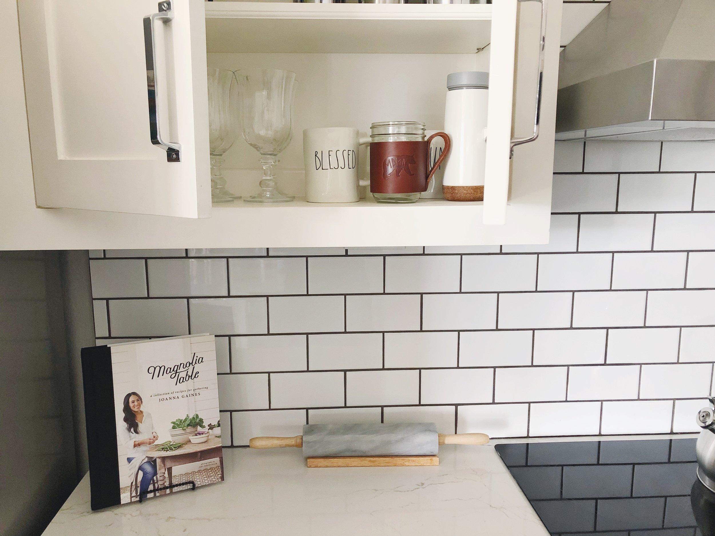 coffee-mugs-open-cabinets-white-kitchen