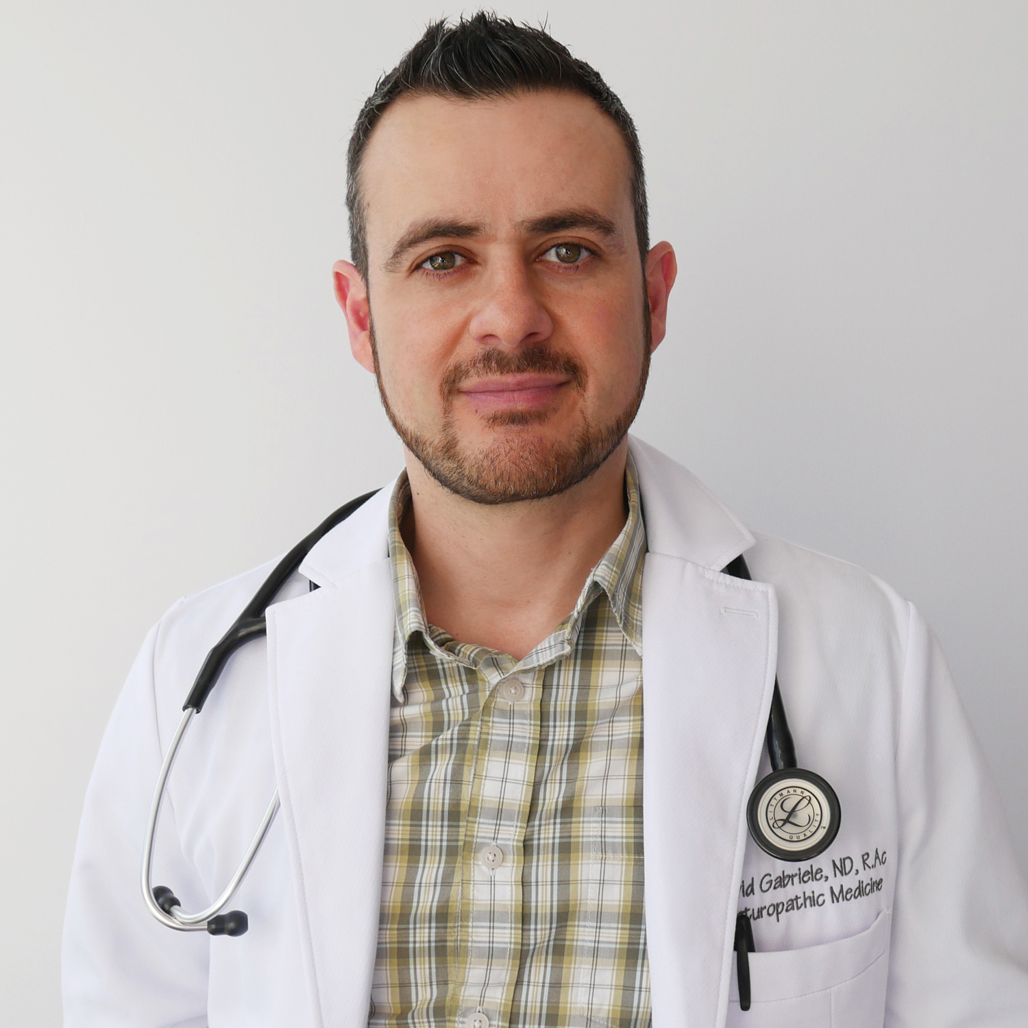 Dr David Gabriele Naturopathic Doctor