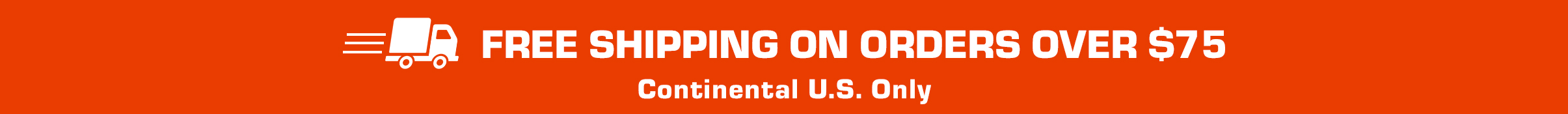 Continental U.S. Only