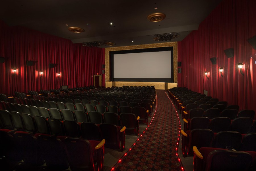 Historic Belcourt Theatre