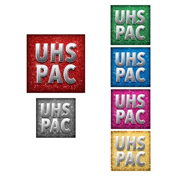 Union High School Performing Arts Company Logo