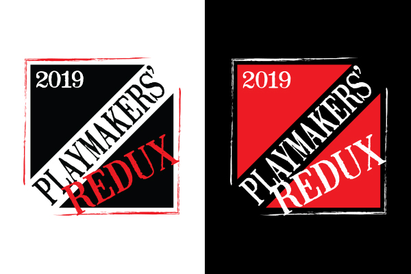 Theater Breaking Through Barriers - Playmakers' Redux Logo