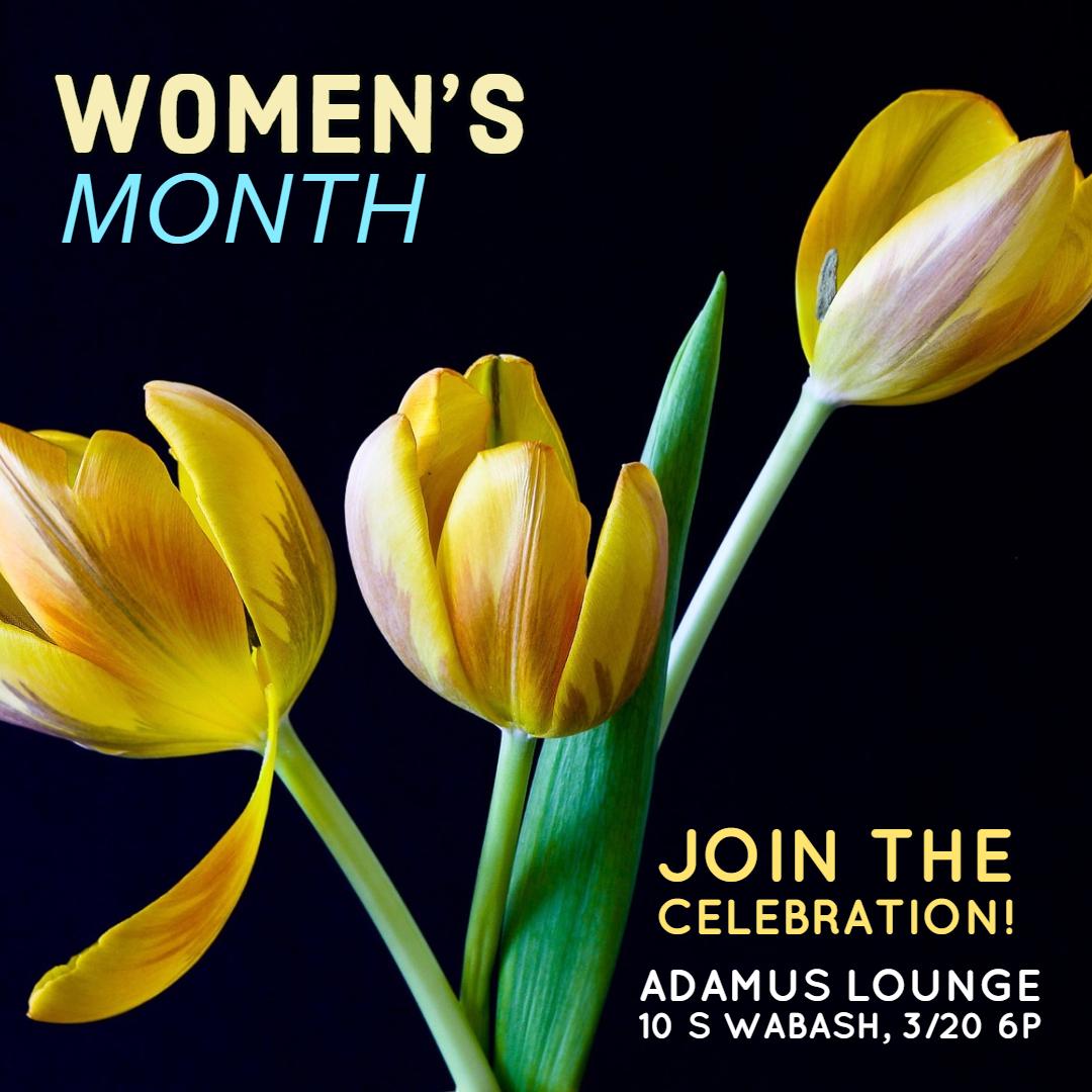 Womens Month - Flower Girls Meet