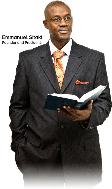 ERM Rwanda: Emmanuel's Story By Emmanuel Sitaki Kayinamura