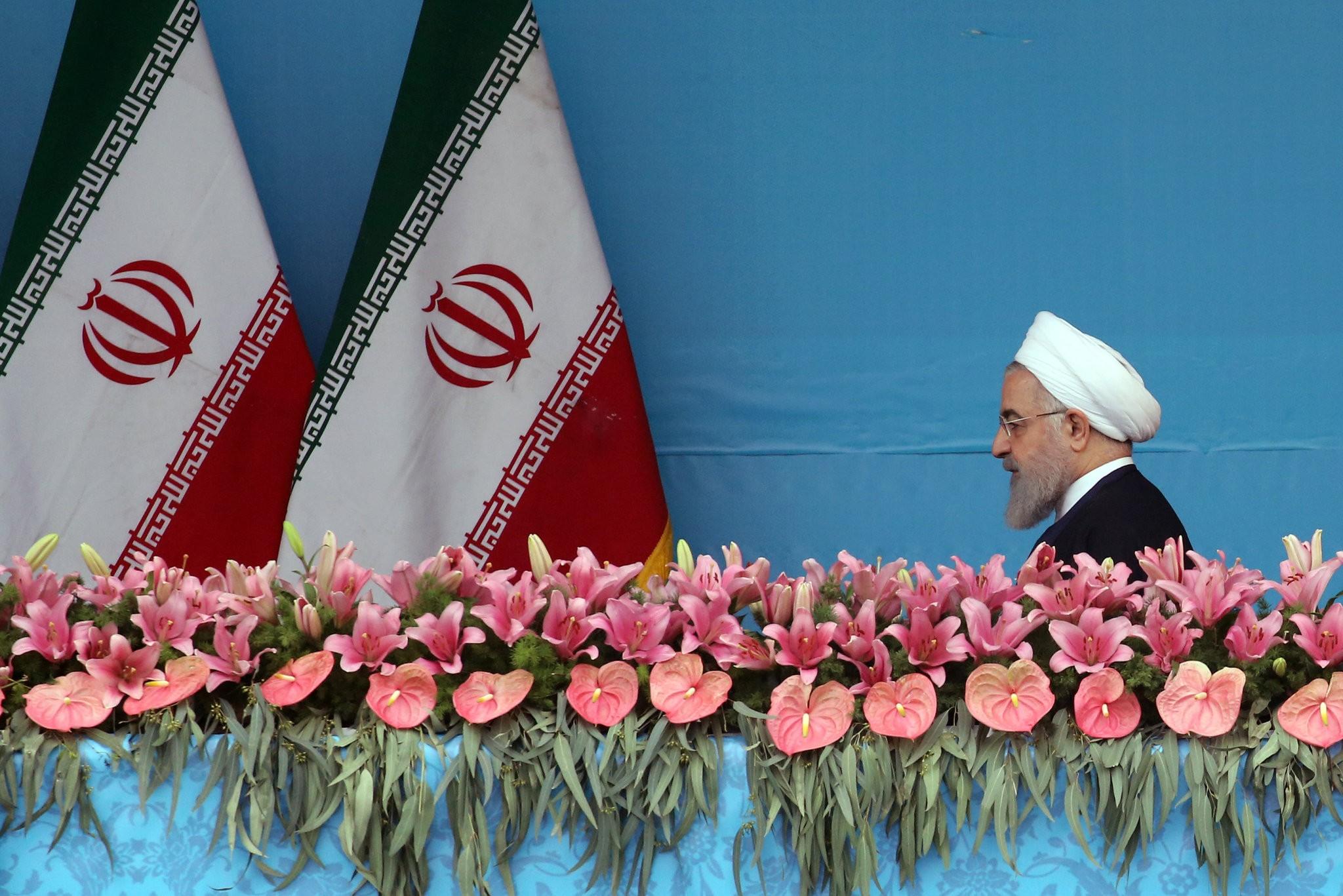 President Hassan Rouhani of Iran has been under pressure to retaliate against the United States. Credit Abedin Taherkenareh/EPA, via Shutterstock