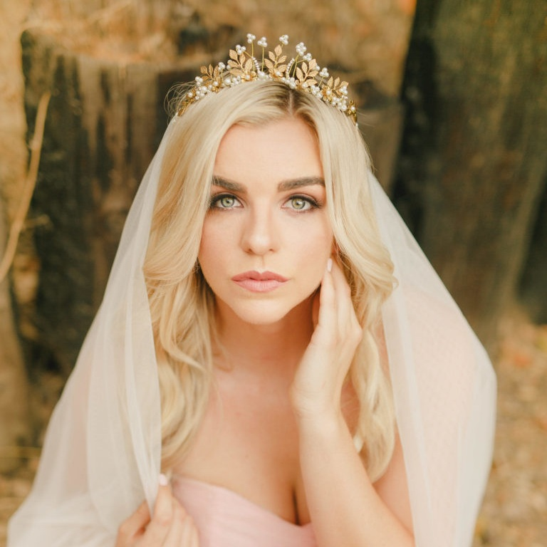 bridal hair accessories:  be something new
