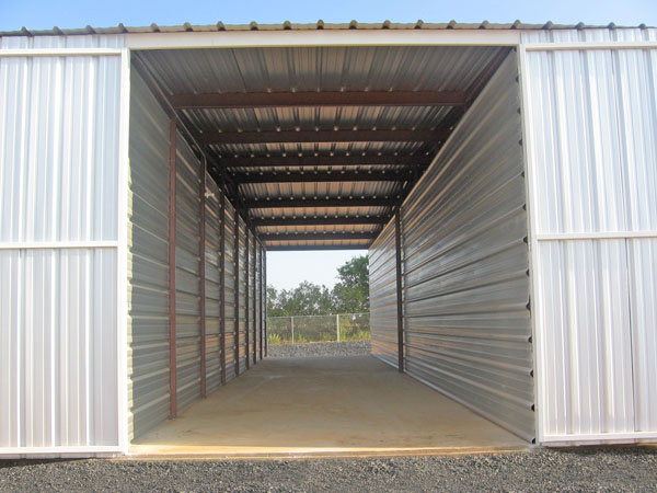 12ft x 60ft UNIT - DRIVE THROUGH UNIT