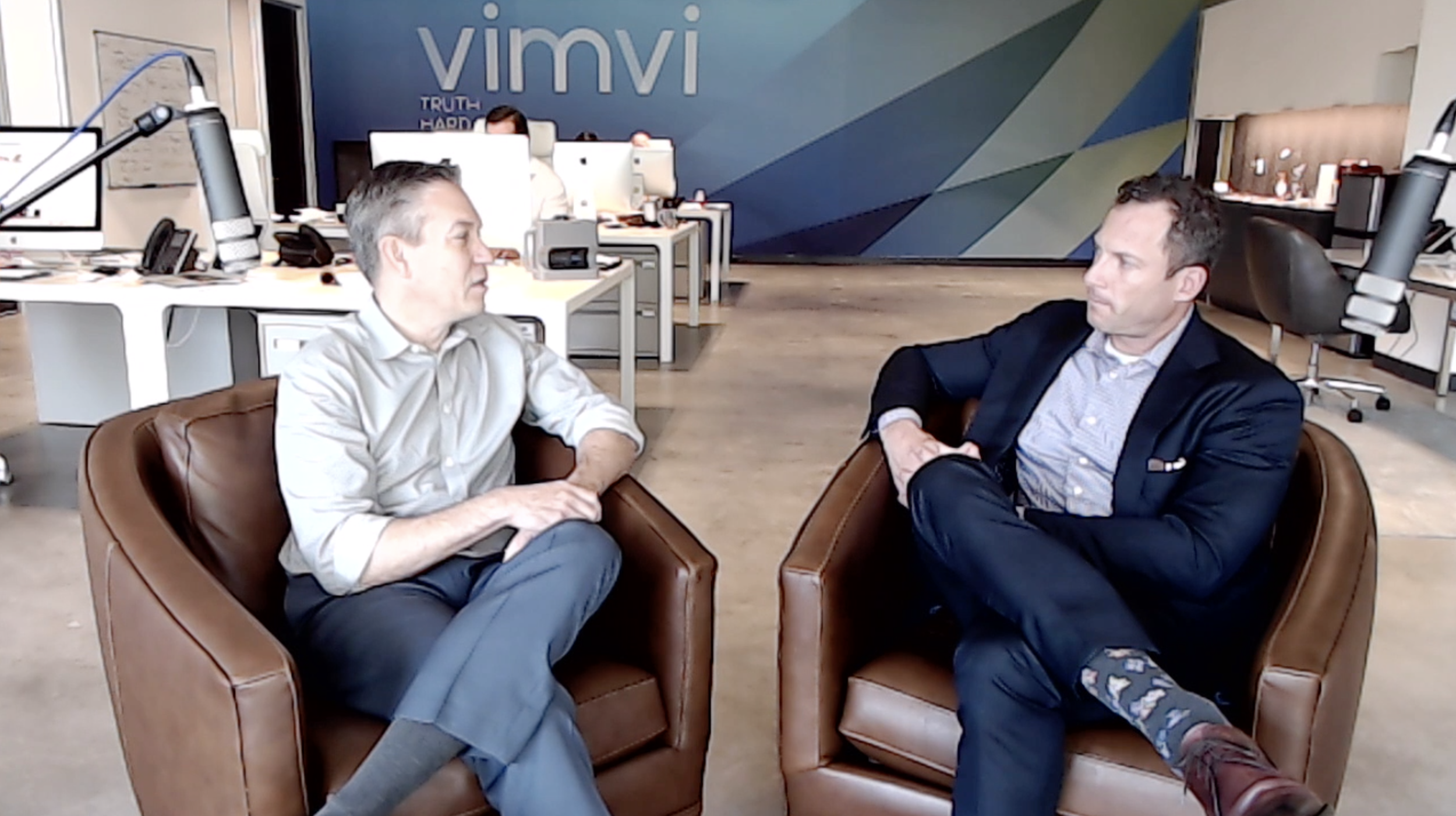 The Basics of Transacting Real Estate - with Loan Officer John Thompson and Vimvi Co-Founder, Justin Fautsch.