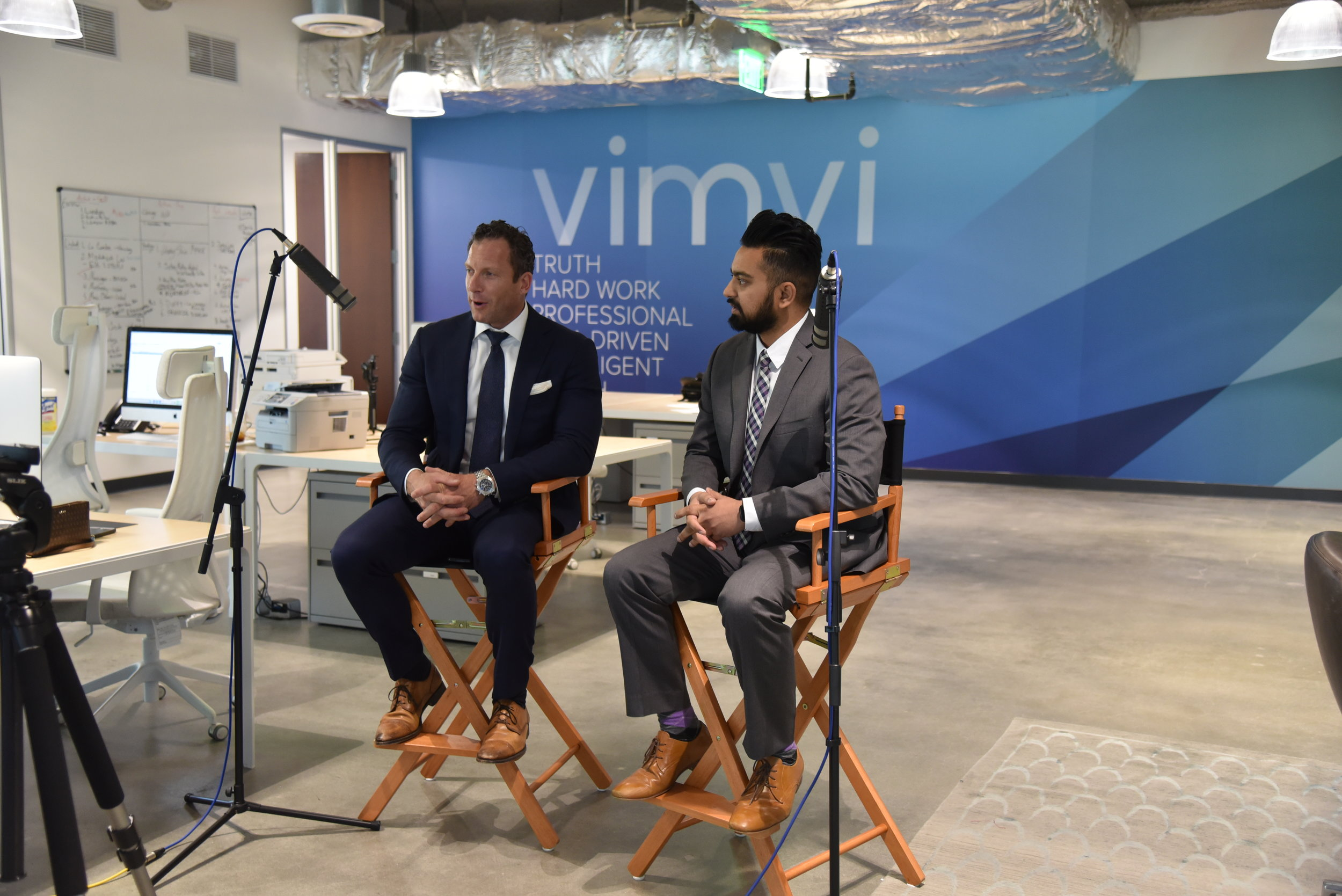 Estate Planning Podcast - with Singh Law Group and Vimvi Co-Founder Justin Fautsch.