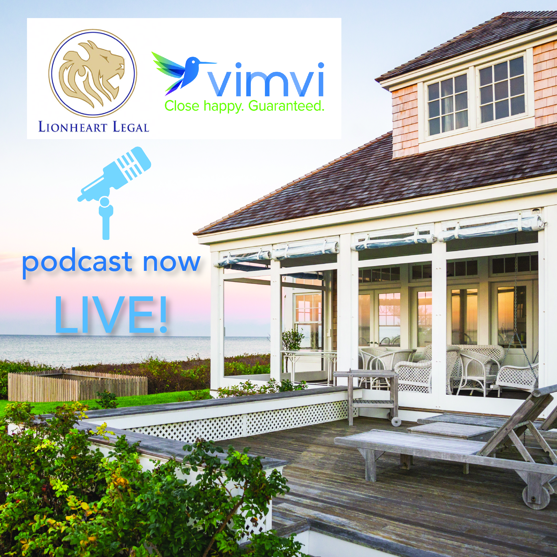 Probate Podcast - with Dilair Nafoosi, Esq. and Vimvi Co-Founder Justin Fautsch.
