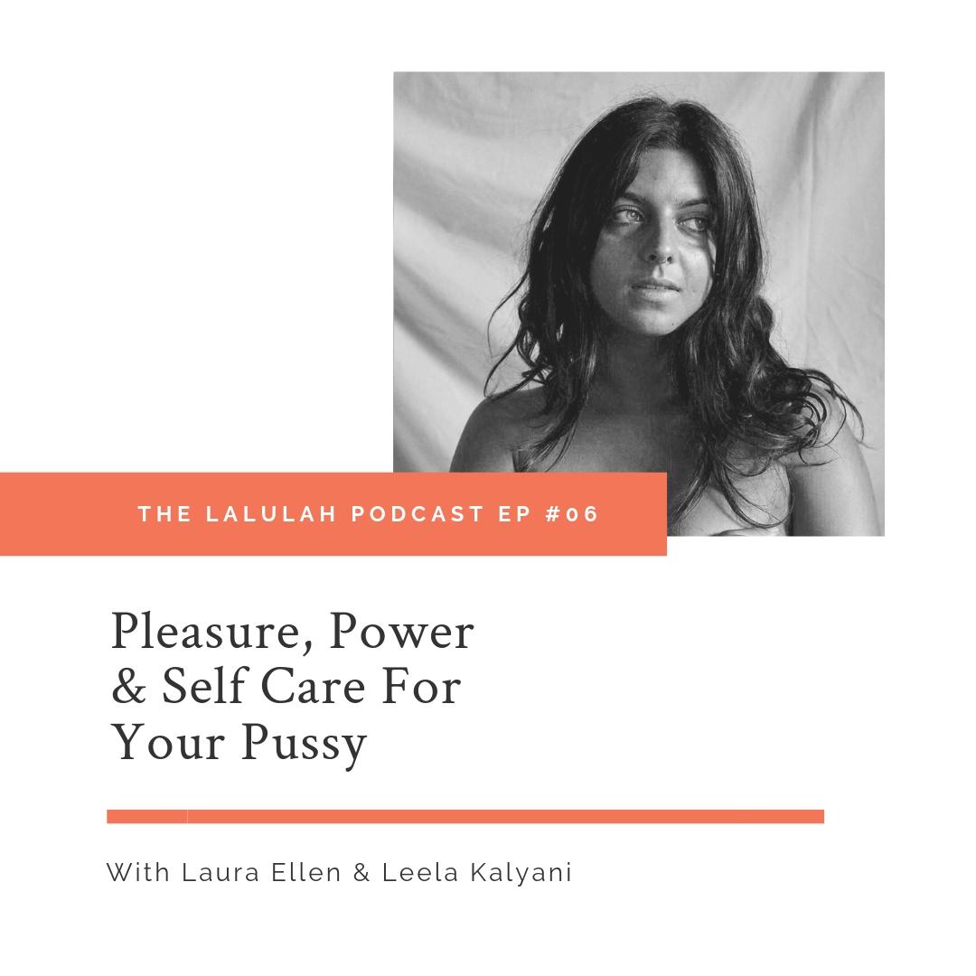 Beautiful Insights from Yoni Masseuse and creatress of Padmini Yoni - Leela Kalyani