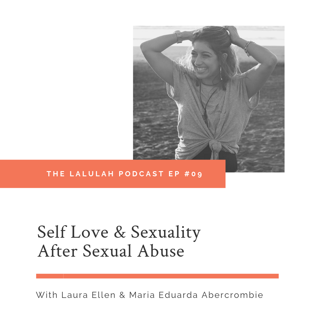 Maria Abercrombie is the founder of the We Are Someone project, and a sexual abuse survivor who bravely shares an open conversation to promote healing for victims of sex abuse.