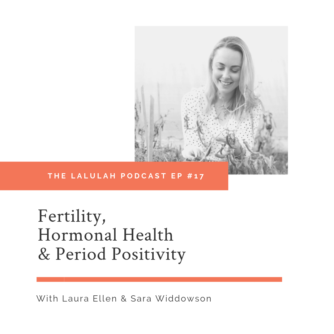 Sara Widdowson is a New Zealand based, dietitian based who believes that women need to know more about their bodies, their hormones and their fertility because fertility is about so much more than making babies.