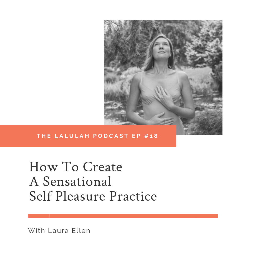 Creating an intentional self pleasure practice is the most delicious act of self love and our divine responsibility.