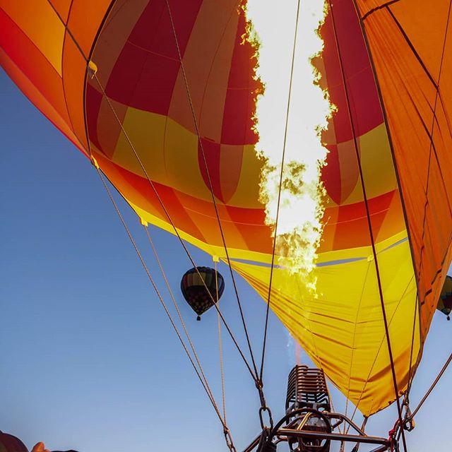 Fiesta Season 😍 📷 @ben.film  #balloonfiesta #fiesta #balloon #albuquerque #newMexicoTrue #nmigers #abqigers #abqphotos