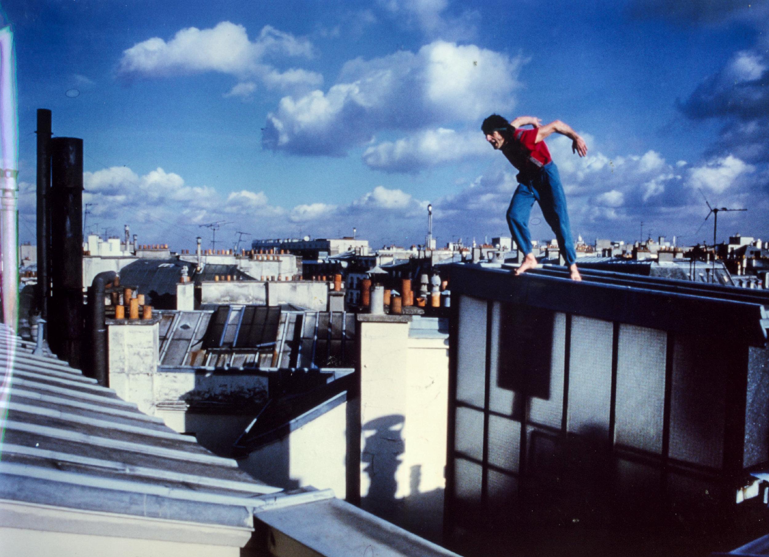 Paris, in the 80