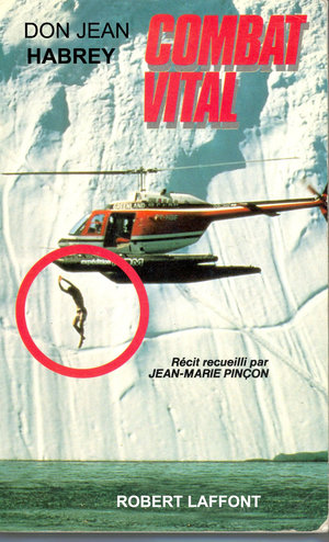 VITAL COMBAT - Edition ROBERT LAFFONT – 1986 (out of stock)ISBN: 2221048113Book relating the approach and philosophy of the Greenland jump, as well as the research and special training in the realm of city walls.Conference series in all the fnacs in France.