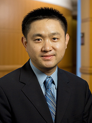 Brian Wu   Associate Professor of Strategy  Michael R. and Mary Kay Hallman Fellow