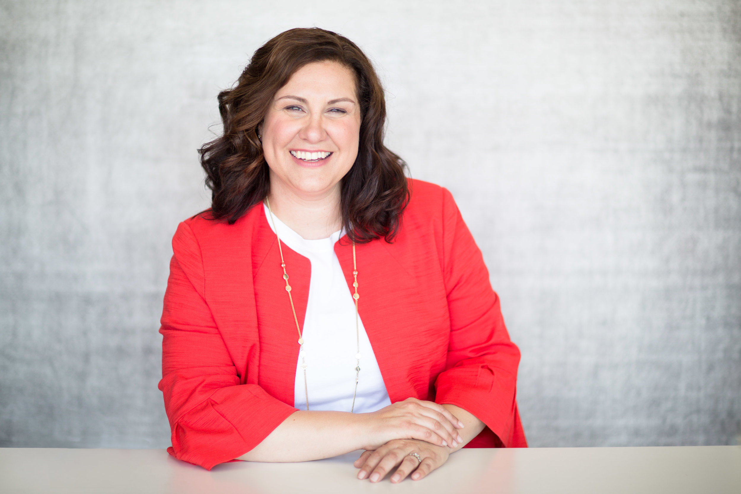 Hi, I'm Sharon Stolt - I'm a Transformational Career Strategist + Coach, which means I get to help unapologetically ambitious women like you take charge of their next career move and design a future that makes them excited to get up every morning.