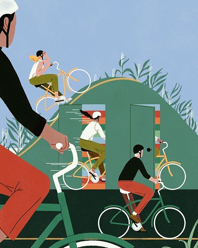 For Stanford Business Magazine on what studies on internships reveal about the gender pay gap 🚴〰🚴‍♀️