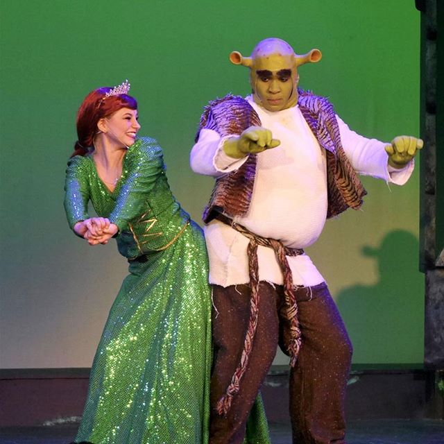 Check out the Gene Kelly critic review at https://bit.ly/2IQ4qYf  @gkawards #shrekatrhs
