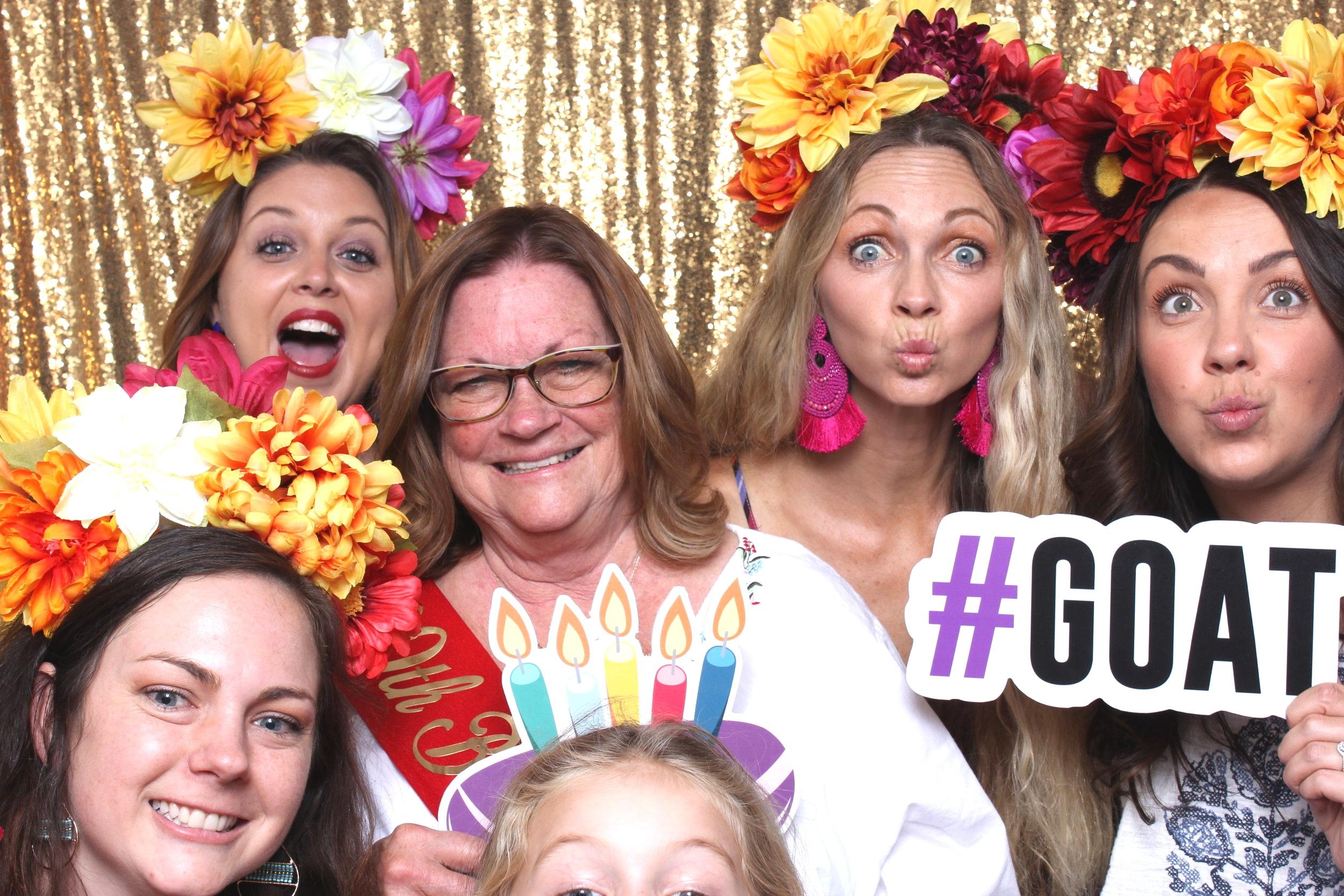 Patti's 60th Fiesta